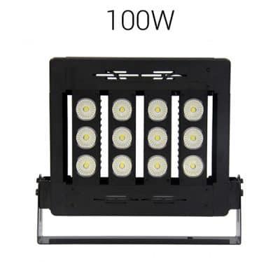 LED strålkastare 100W pro