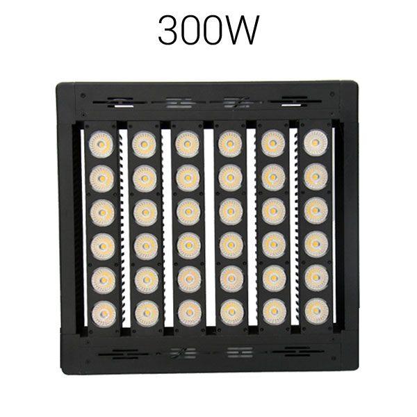 LED strålkastare 300W pro