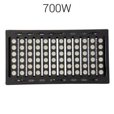 LED strålkastare 700W pro