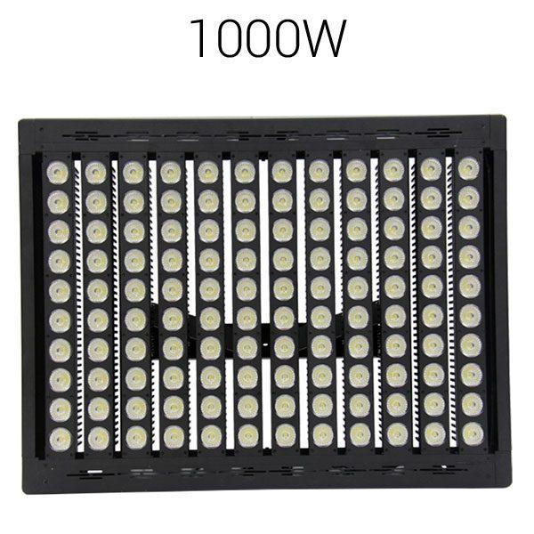 LED strålkastare 1000W pro