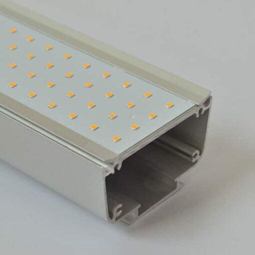 LED industriarmatur Standard Profil