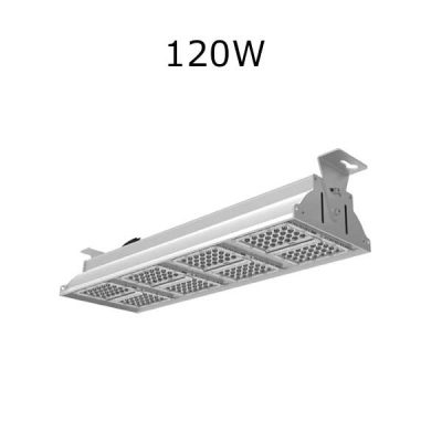 LED industriarmatur 120W longlife
