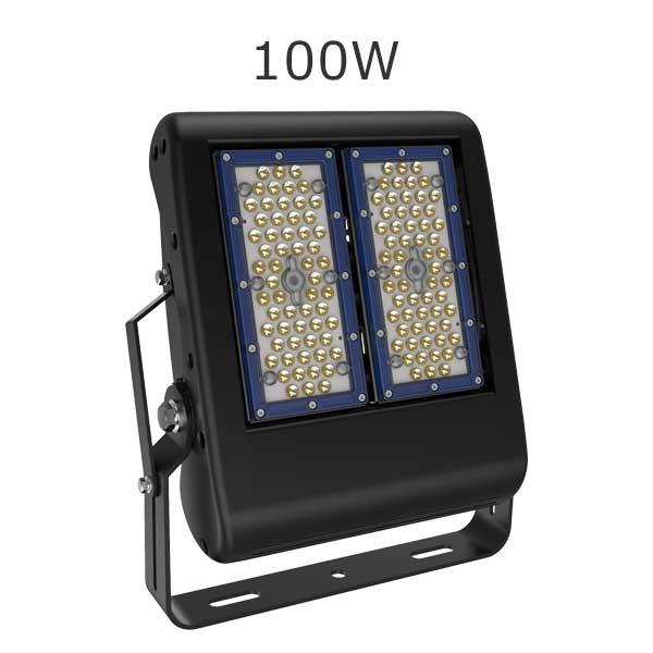 LED strålkastare 100W