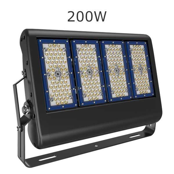 LED strålkastare 200W