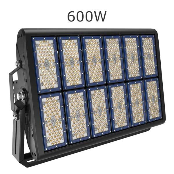 LED strålkastare 600W