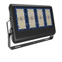 LED strålkastare för fasader