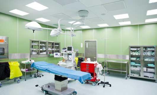 LED paneler i operationsal