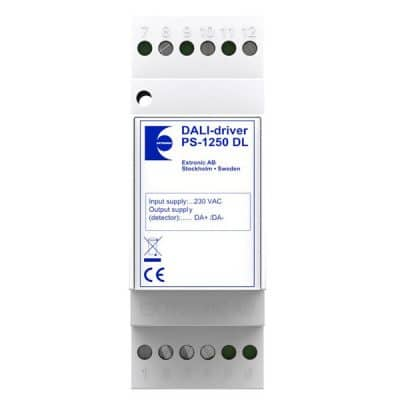 DALI Driver, Power supply PS-1250DL