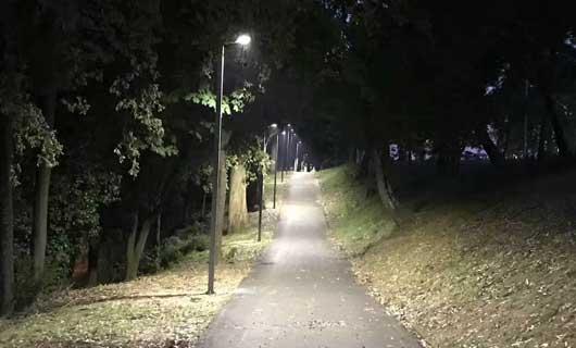 LED armaturer för gång- och cykelvägar (GC)