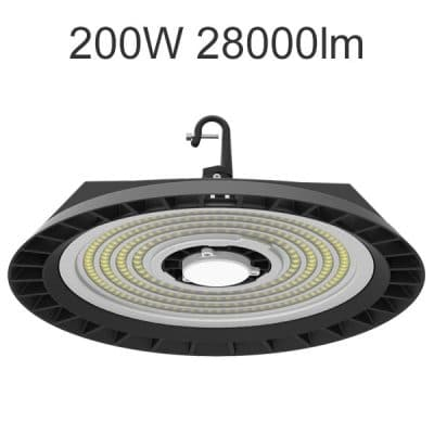 LED industri pro 200W