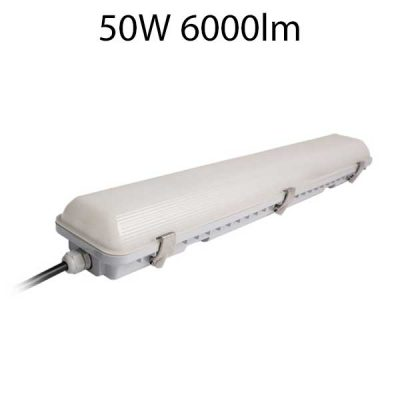 LED industriarmatur 50W basic