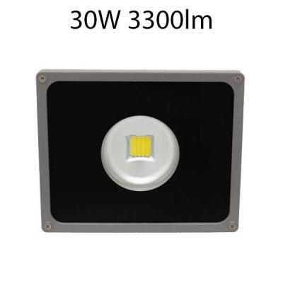 LED strålkastare 30W smalstrålande