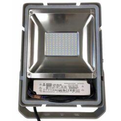 LEDstrålkastare 50W IP66 inuti