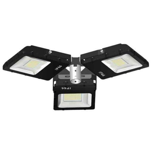 Toppfäste med 3st LED strålkastare