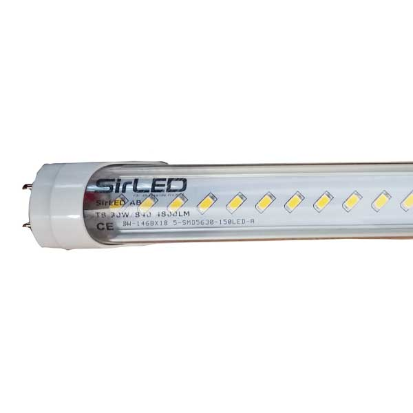 Icke gamla LED lysrör T8 1200mm - 20W 3200lumen 160lm/w flimmerfria 5 års garanti MI-57