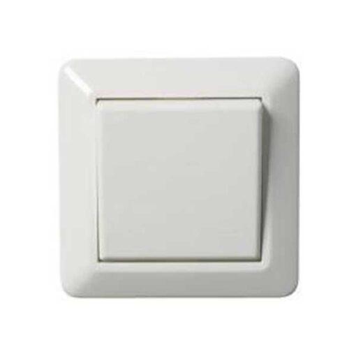 Återfjädrande strömbrytare för switch dim