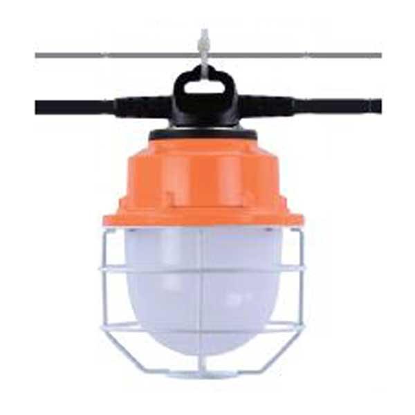 Slinglampa 5x20W arbetsbelysning
