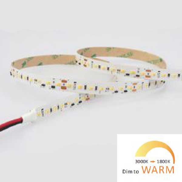 LED strip Dim-to-warm 18W 226led/m 24V