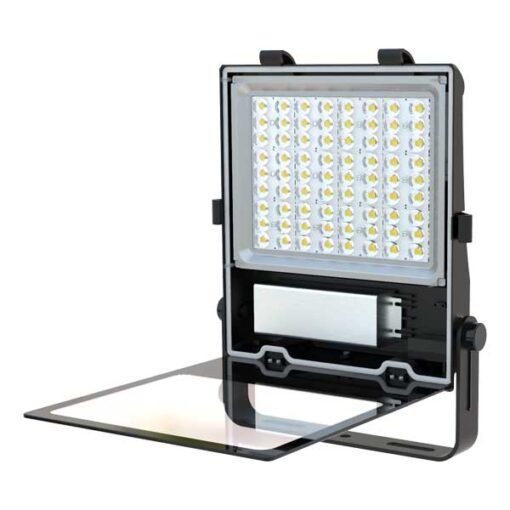 LED strålkastare 100W Flex öppen