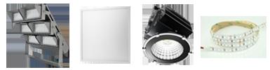 LED produkter för industri och kontor