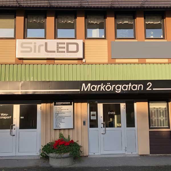 SirLED AB Entre markörgatan 2